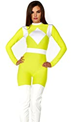 Forplay Women's Dynamic Catsuit and Belt