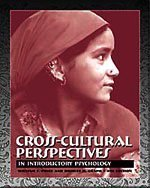 Cross-Cultural Perspectives in Introductory Psychology (with InfoTrac) 4th Edition by Price, William F.; Crapo, Richley H. published by Wadsworth Publishing Paperback