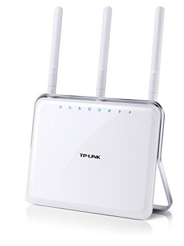 TP-LINK 無線LANルーター デュアルバンド 11ac/n/a/b/g ギガビット 1300Mbps+600Mbps ビームフォーミング対応 3年保証 Archer C9