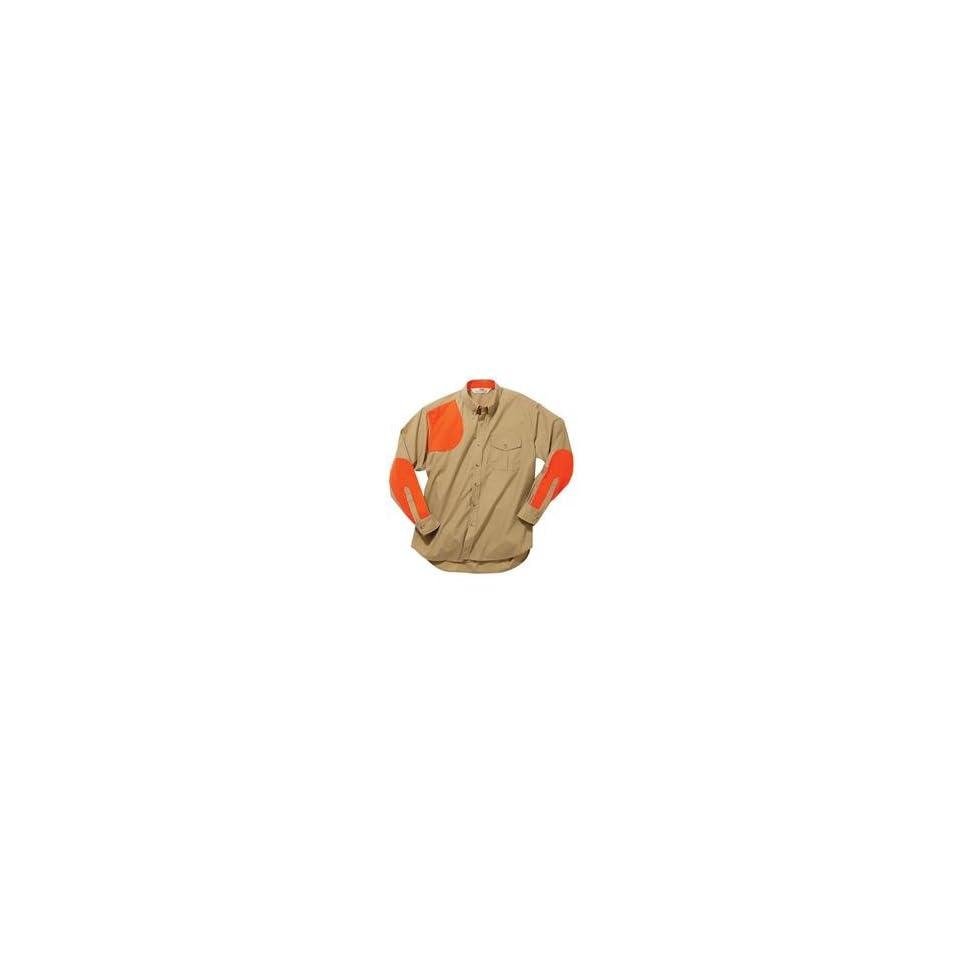 402fbedc1438f Boyt HU125 Upland Hunting Shirt Tan/Orange (4XL) on PopScreen