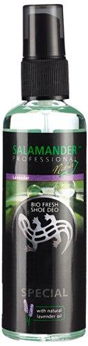 Salamander Professional Bio Fresh Lavender 8155, Crema e prodotto manutenzione scarpe, Trasparente (Transparent (farblos 000), Taglia unica