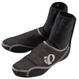 Pearl Izumi 2011 Softshell Cycling Shoe Covers - Black - 9294-021