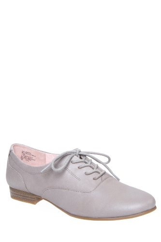 White Mountain Editorial Oxford Flat Shoe