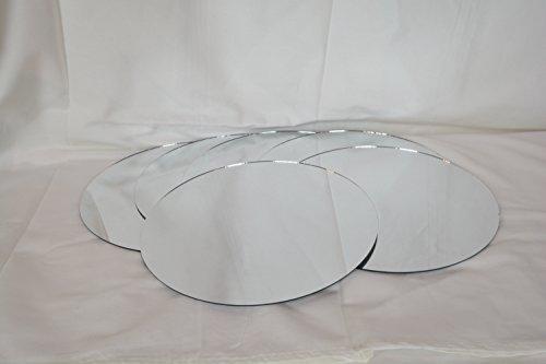 Victoria Lynn Mirror, 12 Inch Round, 6 Pack