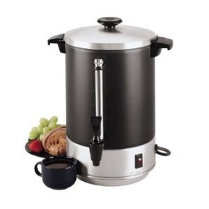 Metal Coffee Percolator front-403181