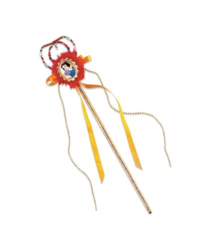 Disguise Disney Snow White Snow White Wand Costume Accessory, One Size Child - 1