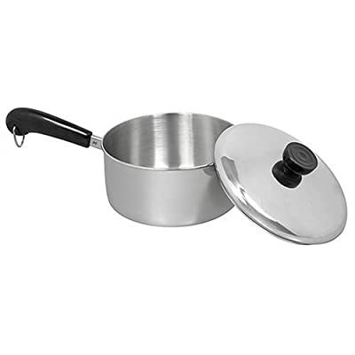 Revere 3520027 Line 2-Quart Covered Saucepan