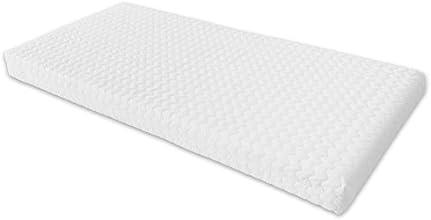 MaxiFlex Matelas Premium 7 zones, force H3 90cm x 200cm blanc