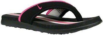 Cheap NIKE CELSO THONG (WMNS) WOMANS 307820-611 (11, SHY PINK/WHITE) (B0007OR3NQ)