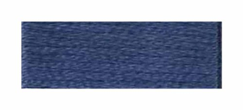 Dmc 6-Strand Embroidery Cotton Floss, Ultra Very Dark Baby Blue front-74202