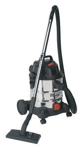 Sealey PC200SD - Vacuum Cleaner Industrial Wet  &  Dry 20ltr 1250W/230V Stainless Bin
