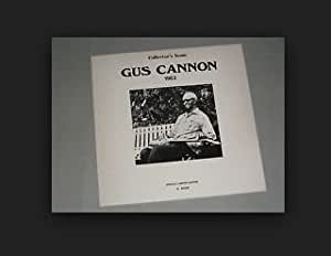 Gus Cannon Gus Cannon Strictly Limited Edition 1963