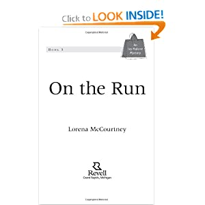 """On the Run"" by Lorena McCourtney : Book Review"