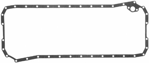 Fel-Pro OS30694  Oil Pan Gasket Set (East Central Oils compare prices)