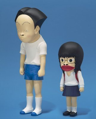 漫画商店 行け!稲中卓球部 前野とキクちゃん