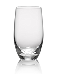 Barrel Large Hi Ball Glass Tumbler