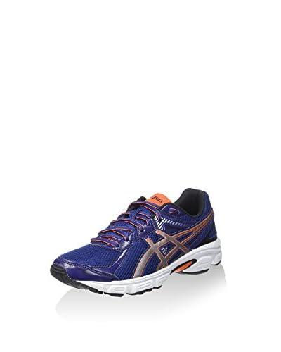 Asics Sneaker Gel-Ikaia 5 indigo/silber/orange
