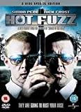 Hot Fuzz (2 Disc Special Edition with FREE Orange SIM card)