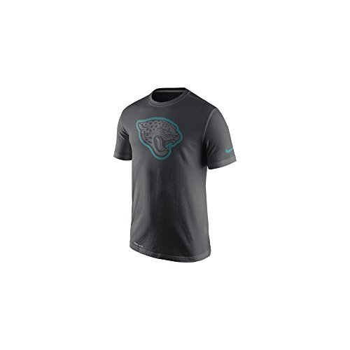 Nike JAG 2016 TRAVEL TEE - Maglietta, Grigio, L, Uomo