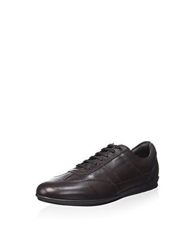 Lumberjack Zapatos de cordones Athos Marrón