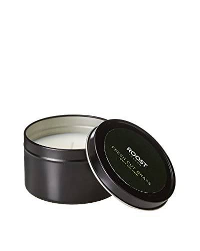 Bluewick Candles 8-Oz. Fresh Cut Grass ROOST London Everyday Scented Candle Travel Tin
