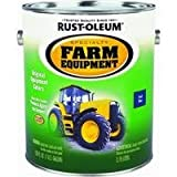 RUST-OLEUM 7424402 Gallon Ford Blue Bright Enamel Paint