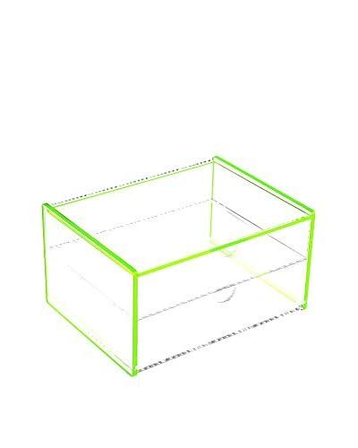 Zings Caja de Almacenamiento Verde