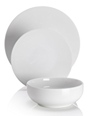 12 Piece Andante Dinner Set