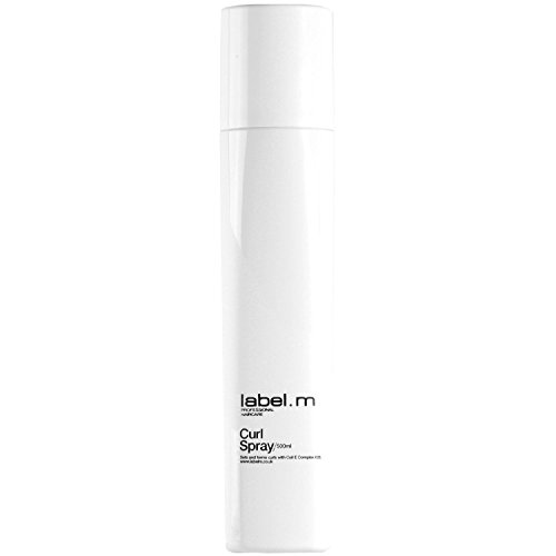 Label.M Curl Spray By Toni And Guy For Unisex, Hair Spray, 16.9 Ounce