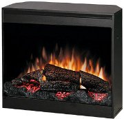 """Dimplex 26"""" Plug-In Electric Fireplace Insert, Bf8000St"""
