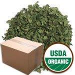 Bulk Cilantro Leaf Flakes, CERTIFIED ORGANIC, 25 lb. box - Kosher