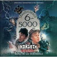TRANSYLVANIA 6-5000 / KORGOTH OF BARBARIA [Soundtrack]