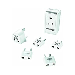 Travel Smart by Conair TSM-1875CK International 1875 Watt Converter/Adapter Set