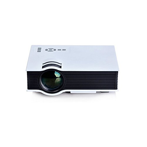 Best sourcingbay 2015 newest uc40 mini portable hd lcd led for Best portable projector