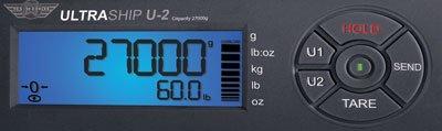 PROMOTION - ADAPTATEUR SECTEUR OFFERT - Balance postale avec cable USB pour pesage facile et rapide du courrier et des colis 27kg / lecture à 2g et 5g