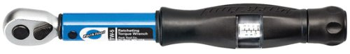 Park Tool Ratcheting Click Type Torque Wrench, 7 1/2-Inch Quality Industrial Workbench Accessories
