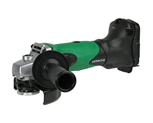 Bare-Tool Hitachi G18DLP4 18-Volt Lithium-Ion 4-1/2-Inch Angle Grinder (Tool Only, No Battery)