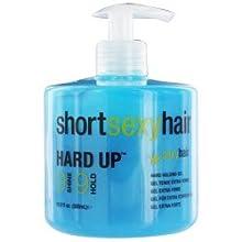 Sexy Hair Short Sexy Hair Hard Up Gel 16.9 Oz