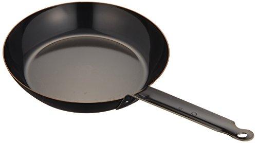 遠藤商事 鉄黒皮厚板フライパン 26cm AHL20026