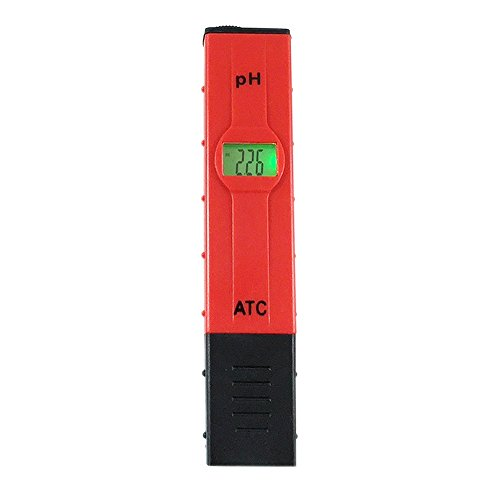 Pocket Size Handheld 0 05 Ph Meter From Skies The Limit