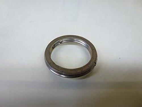 Joint de pot d échappement Yamaha RD pour 50 cc de 1975 a 1977 02Y2143 etat Neuf Un joint de pot d echappement dimension 39.93 X 30.75 X 5.60