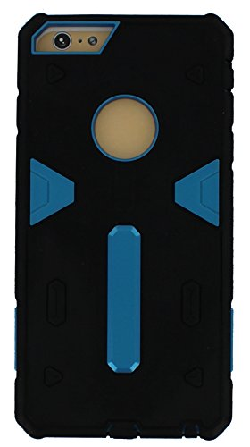 Sunburst WorldWide Cell Phone Case for Samsung Galaxy Grand Prime (G530) - Black/Blue (03428-02)