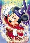 108ピース 魔法使いの弟子(ミッキーマウス) <ホログラムジグソー> D-108-899