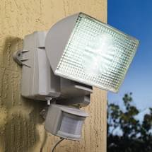 Motion-activated Solar LED Light - Frontgate