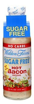 Walden Farms Sugar Free Creamy Bacon Salad Dressing