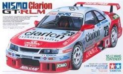 24161 1/24 Nismo Clarion GT-R LM'95 Le Mans Contender