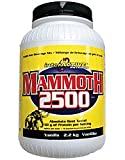 Interactive Nutrition Mammoth 2500 2.2kg Weight Gain Vanilla shake