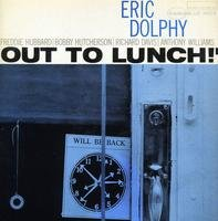 High Quality New Emm Blue Note Eric Dolphy Out To Lunch Product Type Compact Disc Jazz Music Perform Domestic