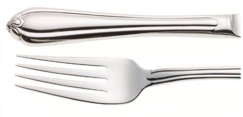 Gorham Melon Bud 5-Piece Stainless Steel Flatware Place Setting, Service for 1