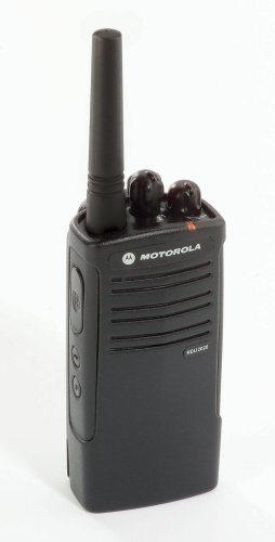 Motorola On-Site RDU2020 2-Channel UHF Water-Resistant Two-Way Business Radio